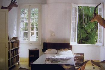 hemingway-bedroom